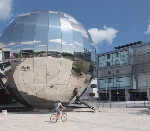 Bristol - architecture en Angleterre