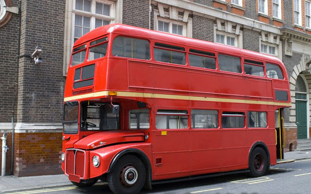 bus imperial de Londres